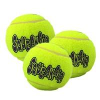 Balle pour chien - Trio de Balles de Tennis SqueakAir KONG KONG