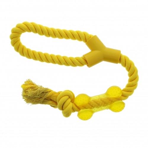 Jouet pour chien - Jouet corde Os pour chiens