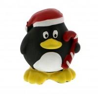 Jouet à mâcher pour chien - Jouet Christmas Pingouin