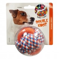Balle pour chien - Jouet Balle Twist Rope Agrobiothers