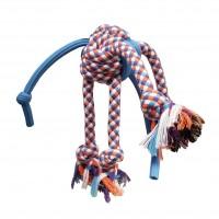 Jouet à lancer pour chien - Jouet Atome Twist Rope Agrobiothers