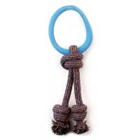 Jouet pour chien - Anneau avec corde Hoop on Rope Beco