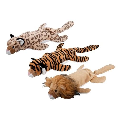 Jouet pour chien - Peluche pour chien Safari pour chiens