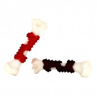 Jouet à mâcher ultra résistant pour chien - Os à mâcher X-TRA Bone Dental Anka