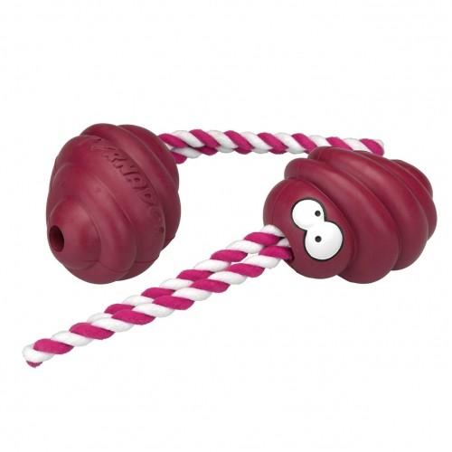 Jouet pour chien - Jouet Coockoo Tornado avec corde pour chiens