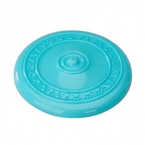 Jouet pour chien - Frisbee parfumé menthe pour chiens