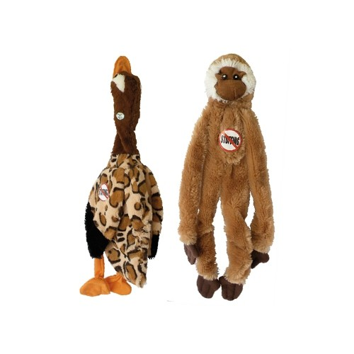 jouet peluche skinneeez jungle peluche pour chien skinneeez wanimo. Black Bedroom Furniture Sets. Home Design Ideas