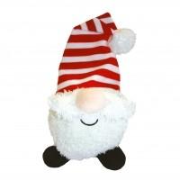 Balle pour chien - Balle Snoozing Santa Happy Pet