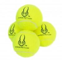 Balle pour chien - Lot de 4 balles de tennis Hyper Pet
