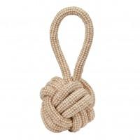 Jouet pour chien - Balle et corde XL Kerbl