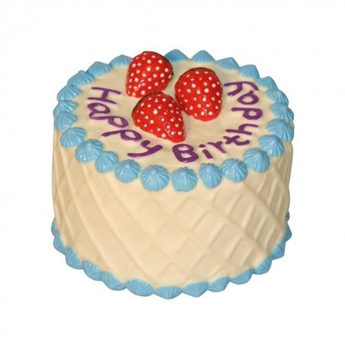 Jouet pour chien - Jouet Gâteau d'anniversaire pour chiens
