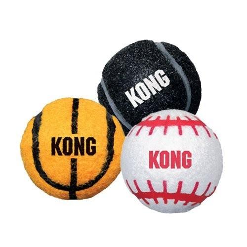 Jouet pour chien - Trio de balles Sport  pour chiens