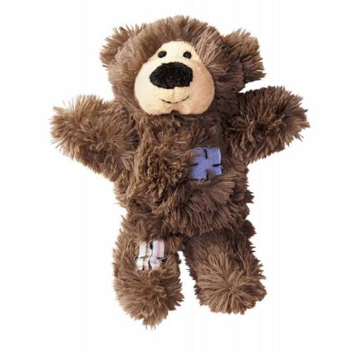 Jouet pour chien - Peluche Ourson Wild Knot Bear pour chiens