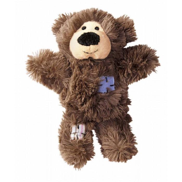 Jouet pour chien - Peluche Ourson Wild Knot Bear KONG pour chiens