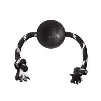 Balle pour chien - Balle avec corde Extreme KONG