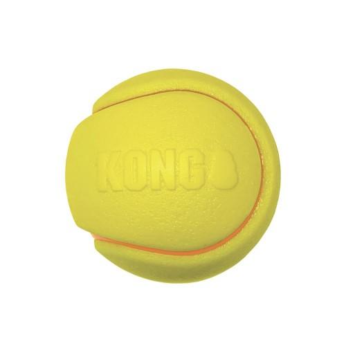 Jouet pour chien - Balle Squeezz® Tennis KONG pour chiens