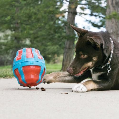 Jouet pour chien - Jouet distributeur Treat Spinner KONG pour chiens