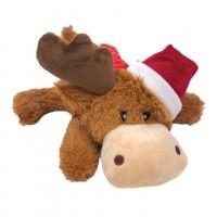 Peluche pour chien - Peluche Renne de Noël Cozie KONG KONG