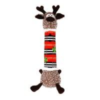 Peluche pour chien - Peluche Renne de Noël Shakers KONG KONG