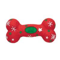Jouet pour chien - Os de Noël AirDog Squeaker Bone KONG KONG