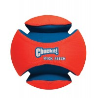 Ballon pour chien - Ballon Kick Fetch Chuck It
