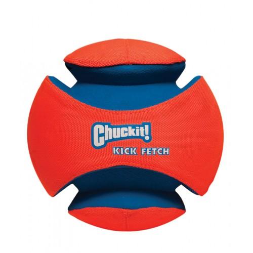 Jouet pour chien - Ballon Kick Fetch pour chiens