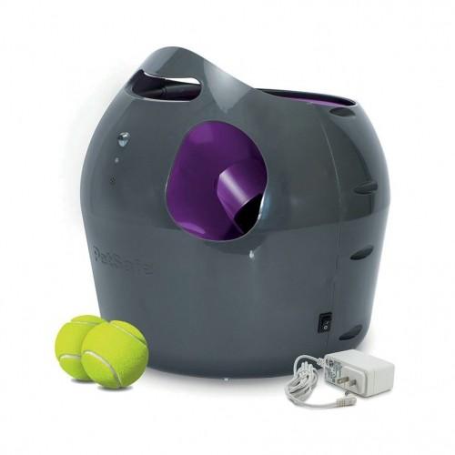 Jouet pour chien - Lanceur de balles automatique pour chiens