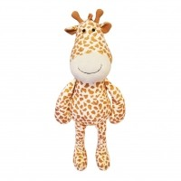 Peluche pour chien - Peluche sonore Gerry Giraffe Rosewood