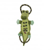 Peluche pour chien - Peluche Ropes-A-Go-Go Jungle Petstages
