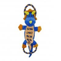 Peluche pour chien - Peluche Ropes-A-Go-Go Jungle Petstages