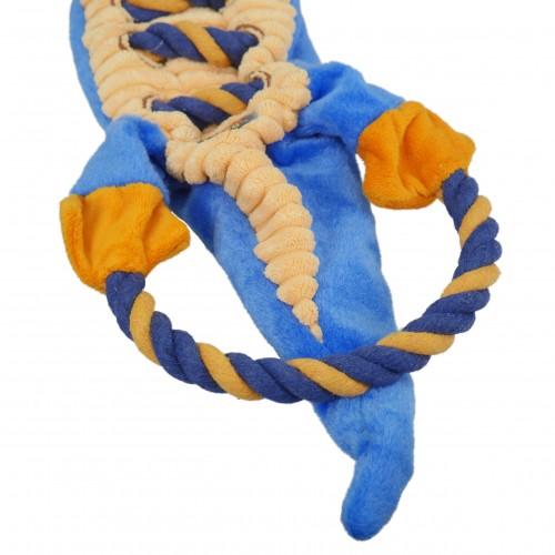 Jouet pour chien - Peluche Ropes-A-Go-Go Jungle pour chiens