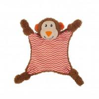 Peluche pour chiot - Doudou Charly Chimpanzé Rosewood