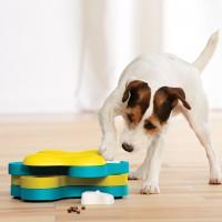 Jouet éducatif pour chien - Jouet éducatif Tornado Rosewood