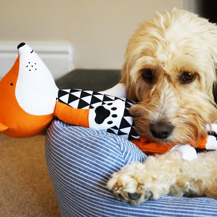 Jouet pour chien - Peluche Mr & Mrs pour chiens