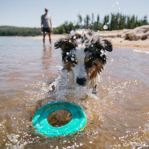 Jouet pour chien - Frisbee Hydro Plane™ pour chiens