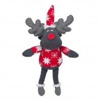 Jouet pour chien - Peluche renne de Noël Trixie