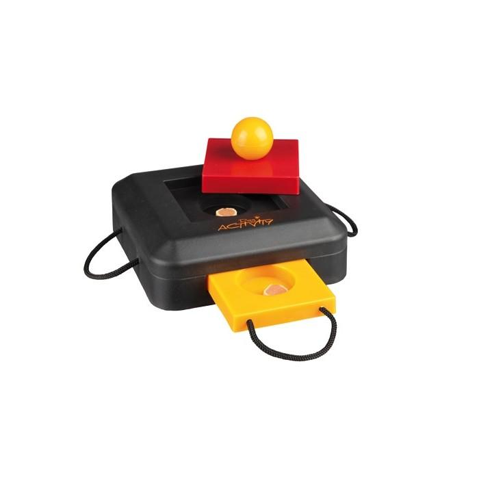dog activity gamble box jouet ducatif pour chien trixie wanimo. Black Bedroom Furniture Sets. Home Design Ideas