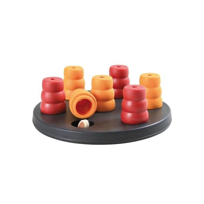 dog activity mini solitaire jouet ducatif pour chien trixie wanimo. Black Bedroom Furniture Sets. Home Design Ideas