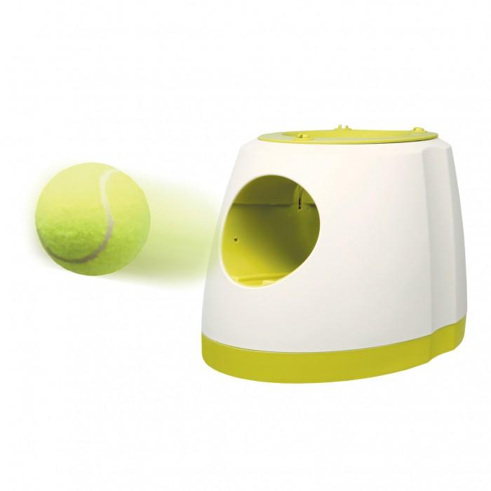 Lanceur de balle automatique fun launcher lance balle automatique pour chien trixie wanimo - Lance balle automatique chien ...