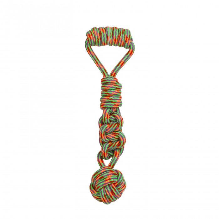 Jouet pour chien - Corde à nœuds Cabestan pour chiens