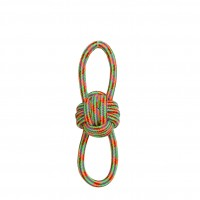 Jouet à mâcher pour chien - Corde à nœuds Mondial Wouapy