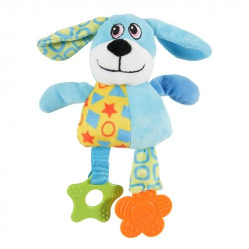 Jouet pour chien - Peluche Color Puppy pour chiot pour chiens