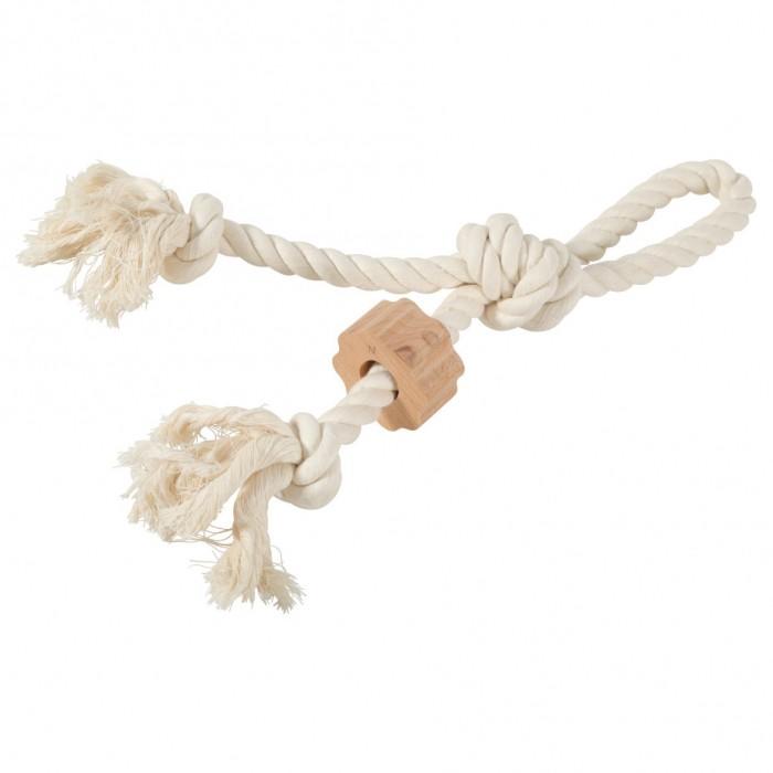 Jouet pour chien - Corde torsadée Wild - Coton pour chiens