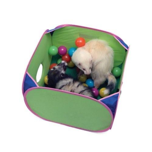 Jouet pour furet - Aire de jeu Pop-N-Play pour furets