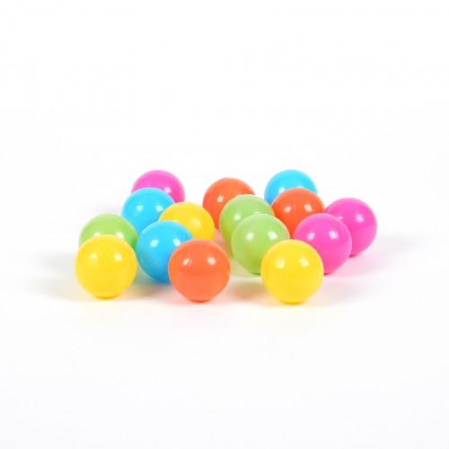 Balle pour furet - Lot de 15 balles multicolores Marshall