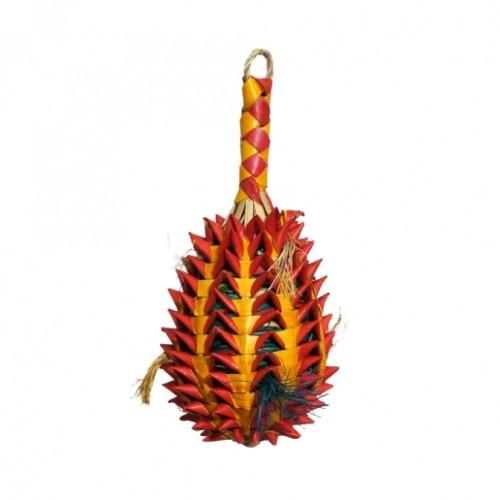 Jouet pour oiseau - Jouet pineapple pour oiseaux