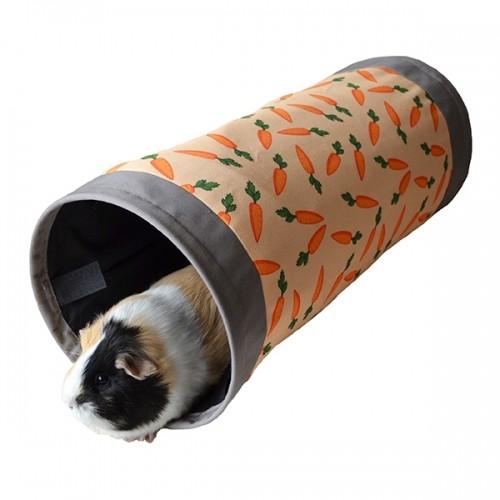 Jouet pour rongeur - Tunnel Carotte pour rongeurs