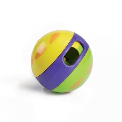 Jouet pour rongeur - Balle distributrice Rodino pour rongeurs