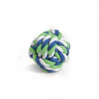 Balle pour rongeur - Balle en corde Beeztees