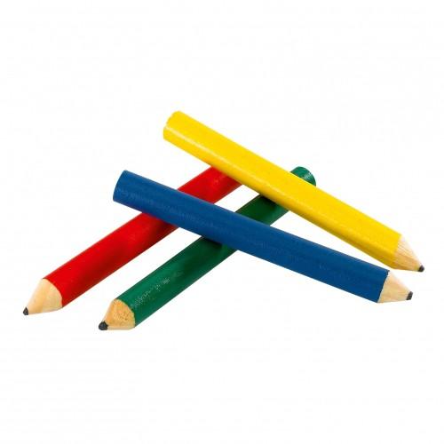 Jouet pour rongeur - Crayons de couleur à ronger pour rongeurs